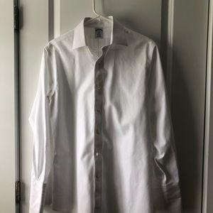 "Brooks Brothers ""Regent"" French-cuff Shirt"